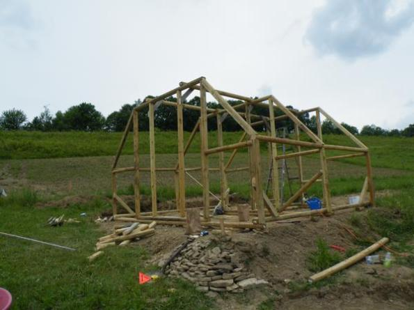 Most of the Frame Up