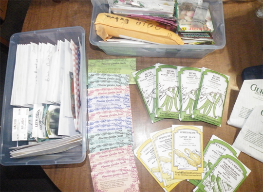 2011 Seed Supply