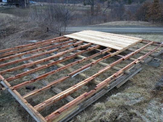 A Few Floor Boards