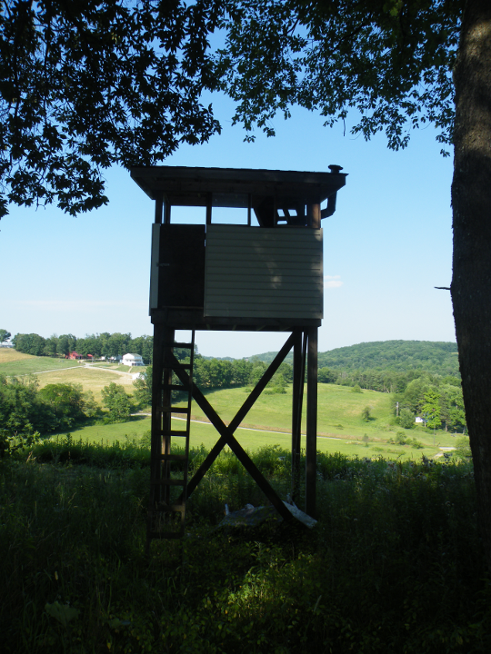 Keith's Hunting Stand