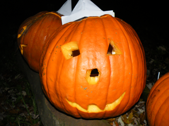 Jennifer's Pumpkin