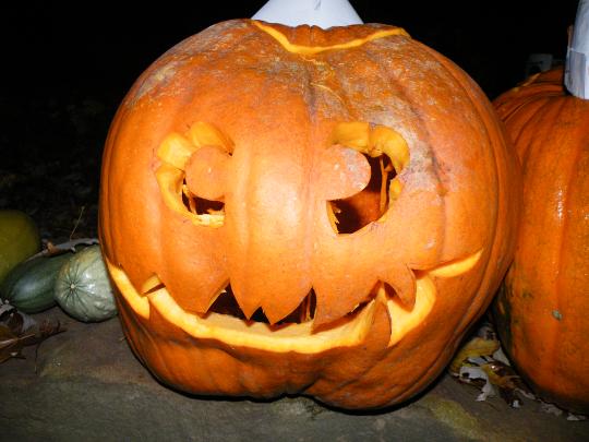 Jessica's Pumpkin