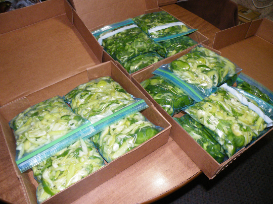 Peppers Packed